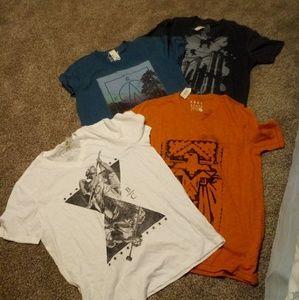 Mens aeropostale shirts shirts new with tags